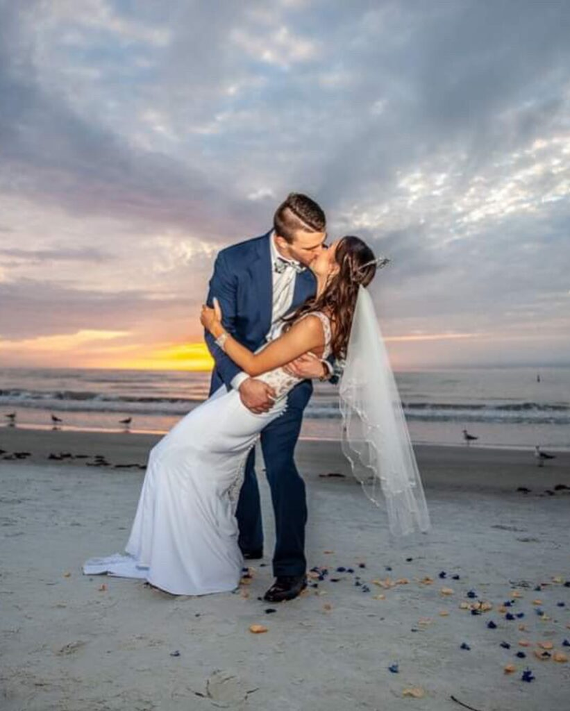 Indian Rocks Beach Wedding