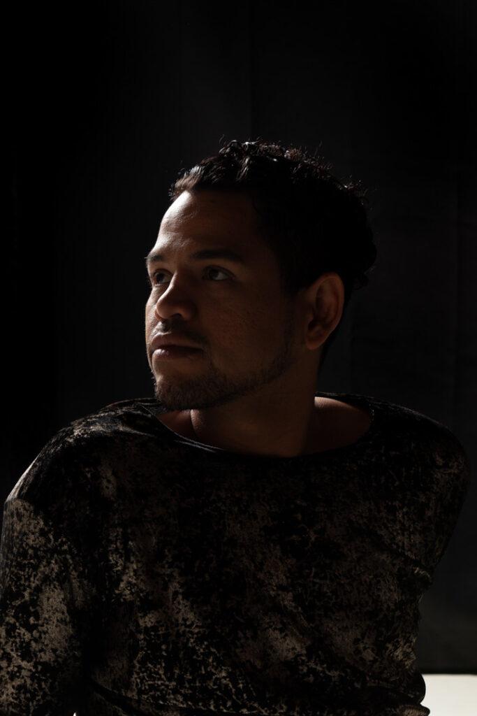 Collaborative Portrait Session with Designer Fidel Mora