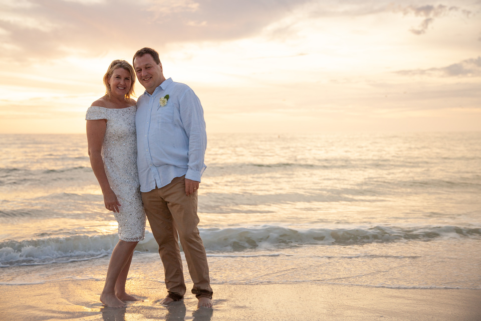 Holmes Beach Wedding