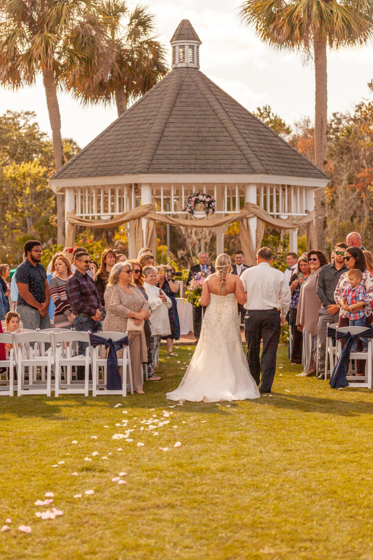Photos: The Plantation Crystal River Wedding