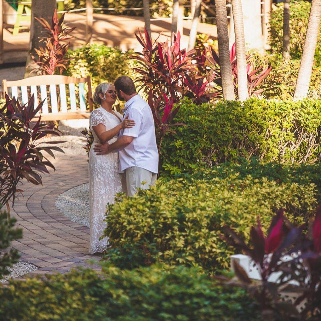 Pass-a-Grille Beach Wedding Reception
